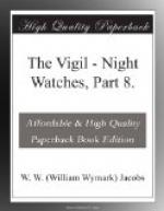 The Vigil by W. W. Jacobs