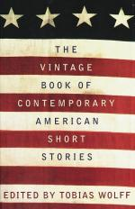 The Vintage Book of Contemporary American Short Stories by Tobias Wolff