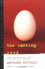 The Wanting Seed by Anthony Burgess