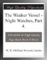 The Weaker Vessel by W. W. Jacobs