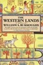 The Western Lands by William S. Burroughs