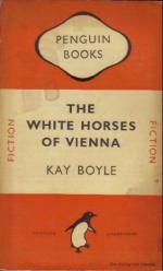 The White Horses of Vienna by Kay Boyle