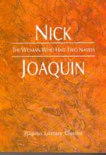 The Woman Who Had Two Navels by Joaquin, Nick