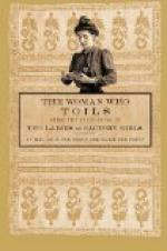 The Woman Who Toils by