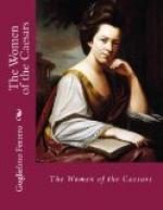 The Women of the Caesars by Guglielmo Ferrero