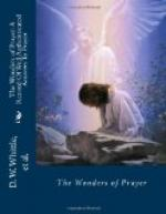 The Wonders of Prayer by