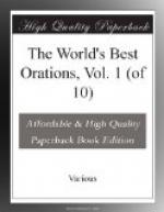 The World's Best Orations, Vol. 1 (of 10) by
