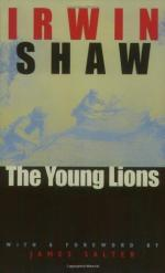 The Young Lions by Irwin Shaw