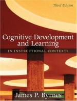 Theory of cognitive development by