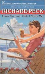 Those Summer Girls I Never Met by Richard Peck