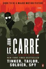 Tinker, Tailor, Soldier, Spy by John le Carré