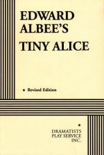 Tiny Alice by Edward Albee