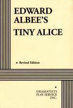 Tiny Alice by Edward Albee