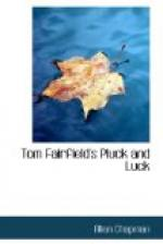 Tom Fairfield's Pluck and Luck by