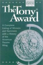Tony Award by