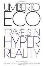 Travels in Hyper Reality: Essays by Umberto Eco