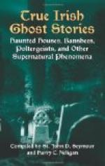 True Irish Ghost Stories by
