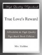 True Love's Reward by