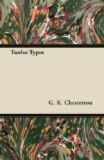 Twelve Types by G. K. Chesterton