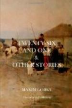 Twenty-six and One and Other Stories by Maxim Gorky