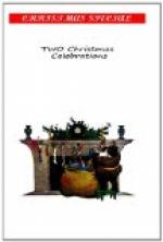 Two Christmas Celebrations by Theodore Parker