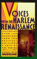 Voices from the Harlem Renaissance by Nathan Huggins