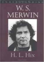 W. S. Merwin by