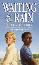 Waiting for the Rain by Sheila Gordon
