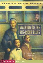 Walking to the Bus-Rider Blues by Harriette Gillem Robinet