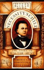 Walter Hunt (BookRags) by