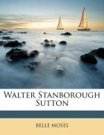 Walter Sutton by