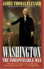 Washington, the Indispensable Man by James Thomas Flexner