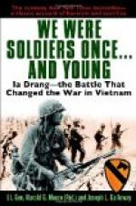We Were Soldiers Once ... And Young by