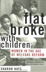 Welfare reform by