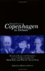 Werner Heisenberg by