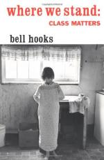 Where We Stand: Class Matters by Bell hooks
