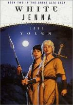 White Jenna by Jane Yolen