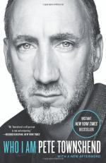 Who I Am (book) by Pete Townshend