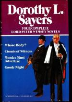 Whose Body?: A Lord Peter Wimsey Novel by Dorothy L. Sayers