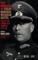 Wilhelm Keitel by