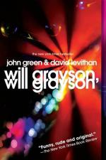Will Grayson, Will Grayson by John Green (author)