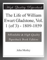 William Ewart Gladstone by