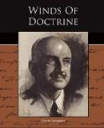 Winds Of Doctrine by George Santayana