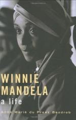 Winnie Madikizela-Mandela by