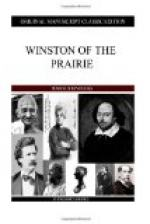 Winston of the Prairie by
