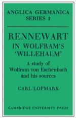 Wolfram von Eschenbach by