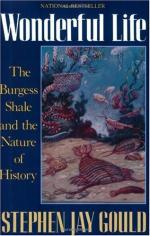 Wonderful Life: The Burgess Shale and the Nature of History by Stephen Jay Gould