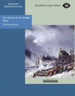 Wreck of the Golden Mary by Charles Dickens