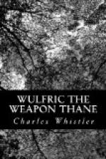 Wulfric the Weapon Thane by Charles Whistler