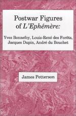 Yves Bonnefoy by